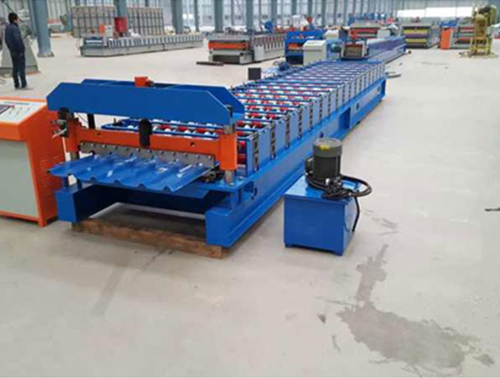 Roof Forming Machine 24-200-1000