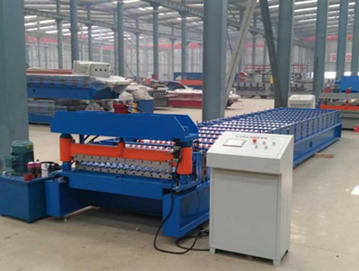Corrugated Sheet Forming Machine 18-65-1060