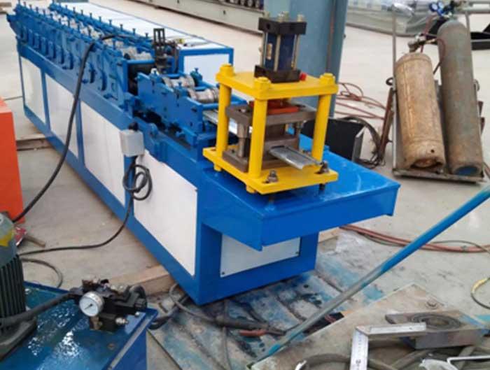 Roller Shutter Door Forming Machine