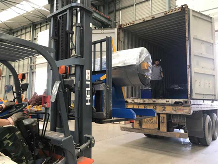 Roll Forming Machine 24-145-1015
