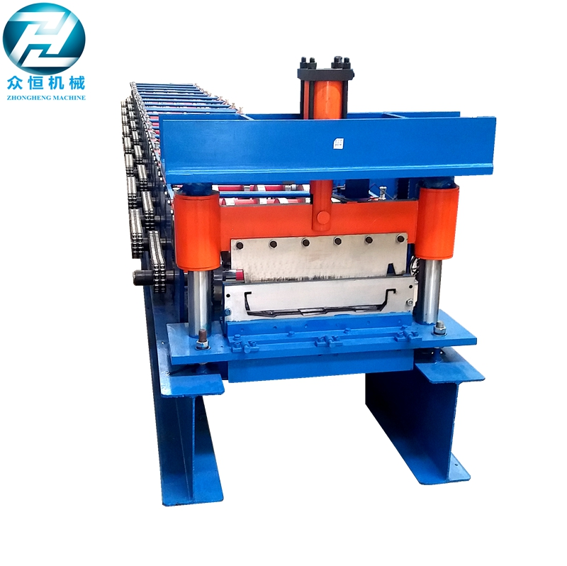 KR18 Stand Seaming Roll Forming Machine for South America