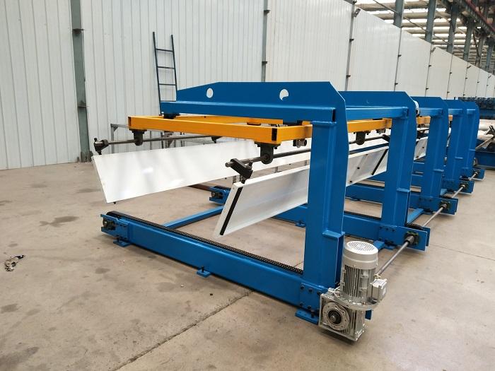 Auto Stacker for Roofing sheet Roll forming machines