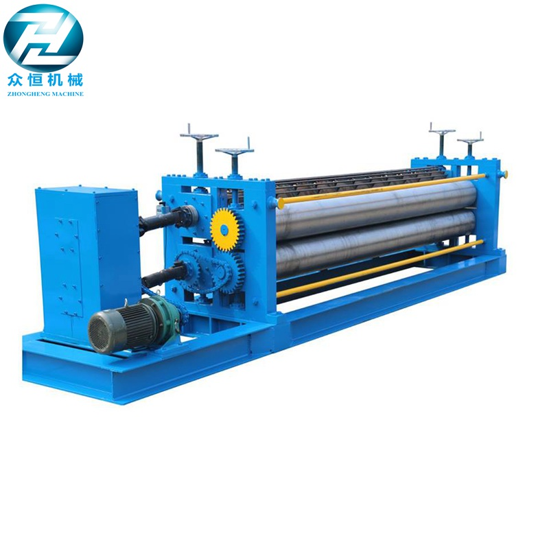 Africa Market Barrel Corrugated Sheet Forming Machine