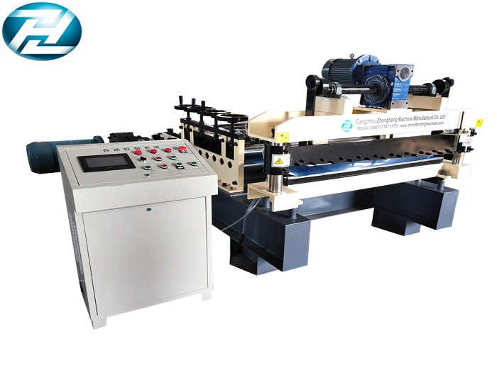 Cut to Length Machine with Slitting Function