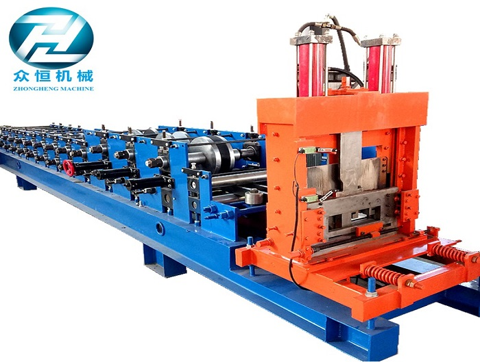 L Angle Roll Forming Machine for 2MM thickness