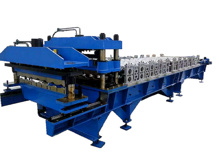 Custom Design Roof Glazed Tile Forming Machine Made in China
