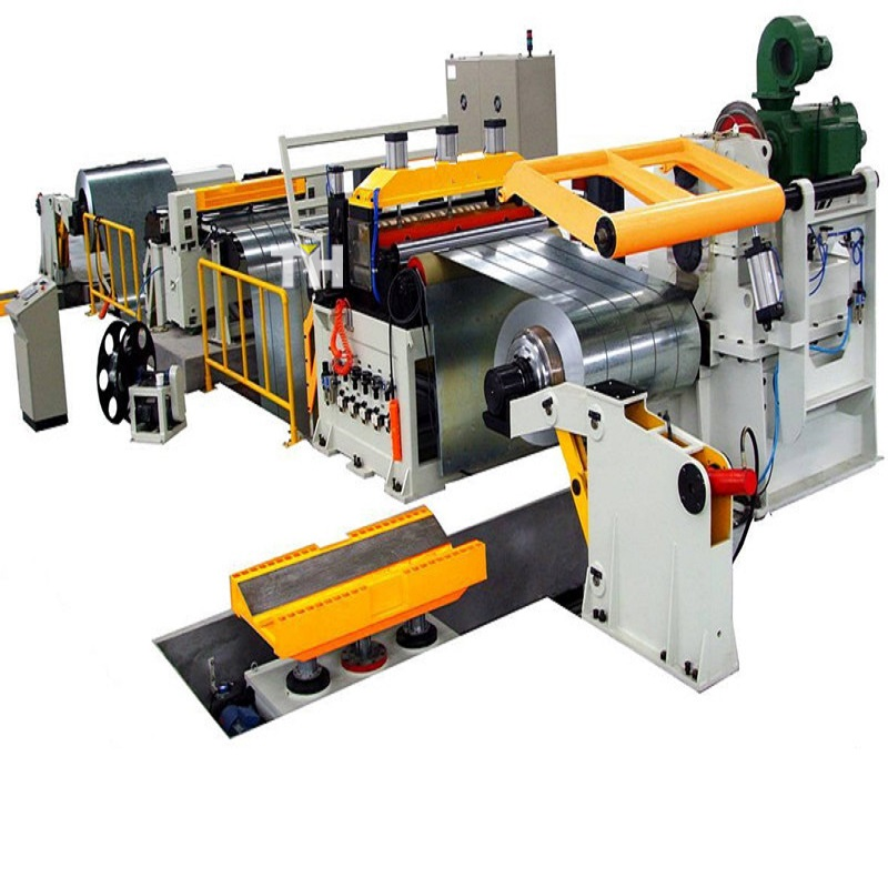 Zhongheng coil slitting line for CR HR