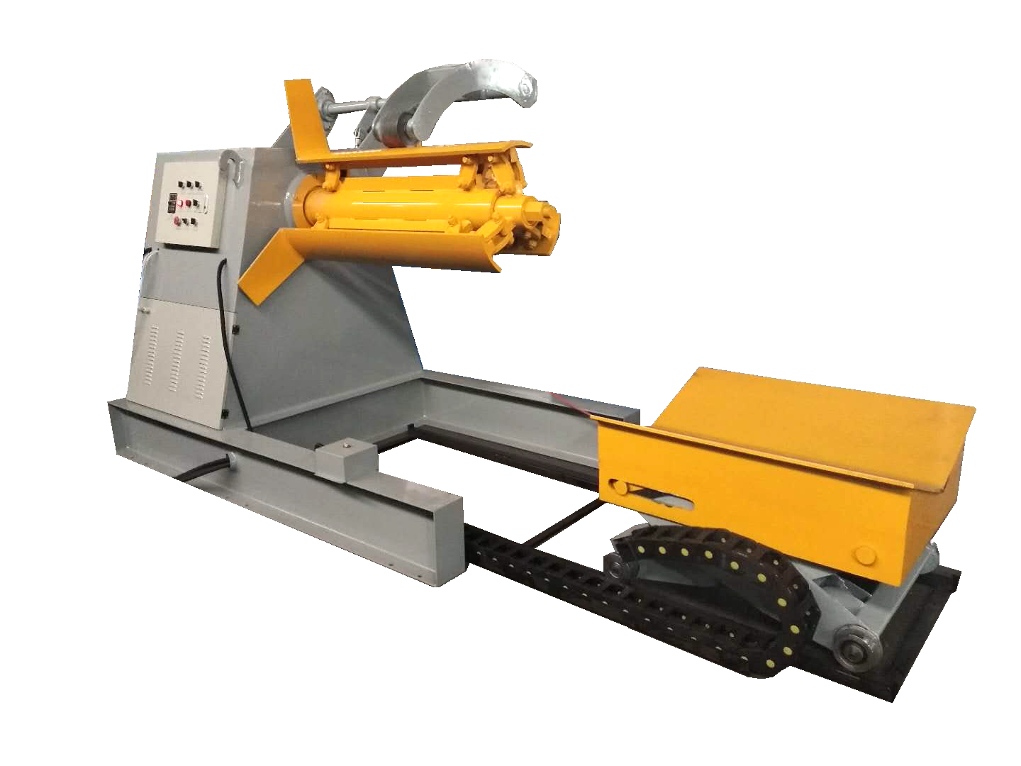 5-15 Hydraulic Decoiler