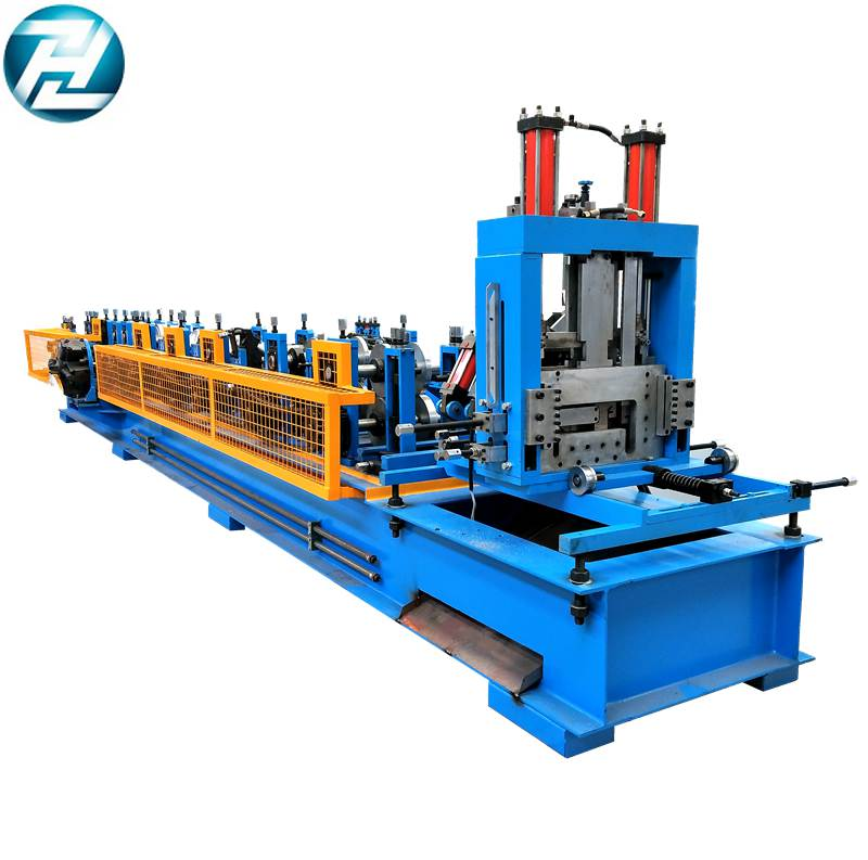 CZ Purlin Roll Forming Machine | Roll Forming Machine Expert