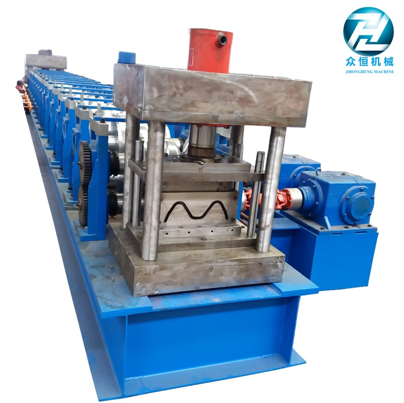 ​Highway guard rail roll forming machine