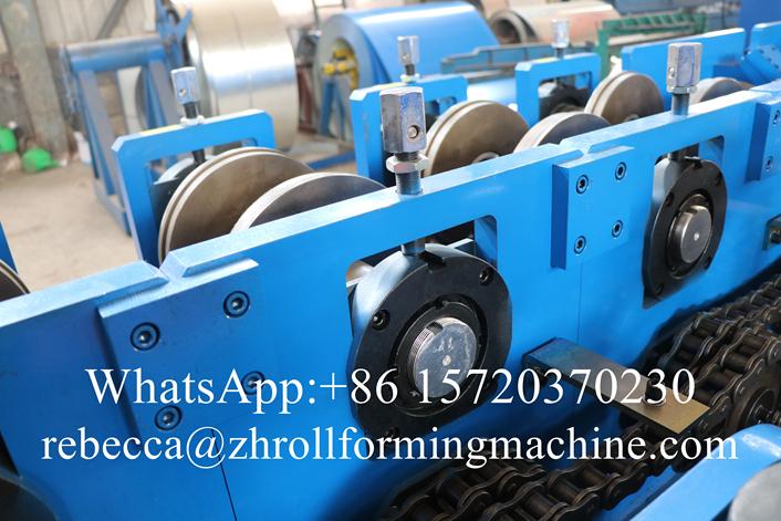 Full auto C/Z Purlin Forming Machine