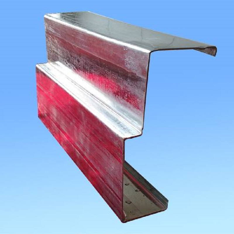 Galvanized door frame making machine