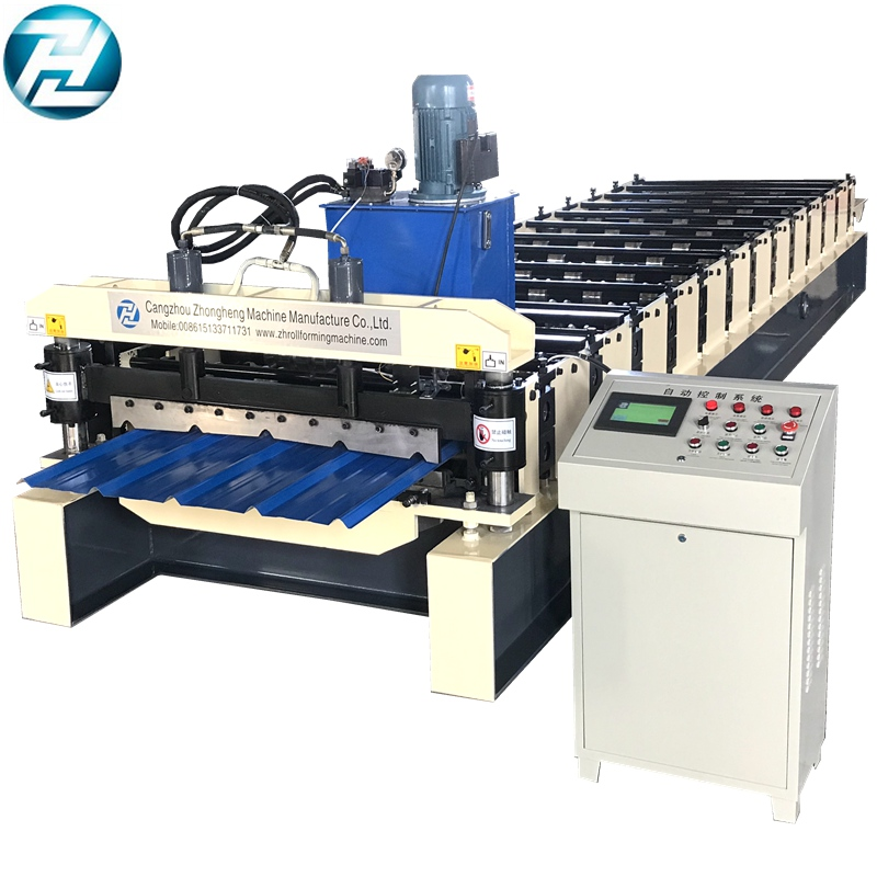 US Popular Ag panel metal roofing roll forming machine