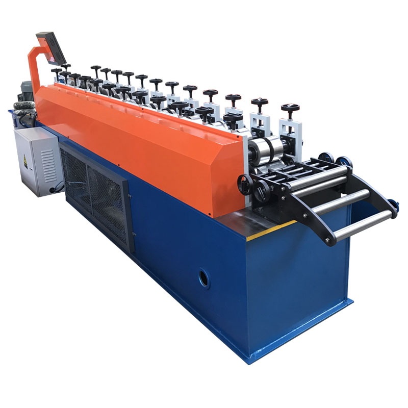 Omega C profile and U profile Profile Furring Channel Roll Forming Machine