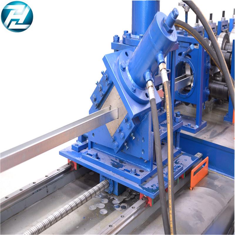 U Shape Profile Section Light Steel Keel Roll Forming Making Machine