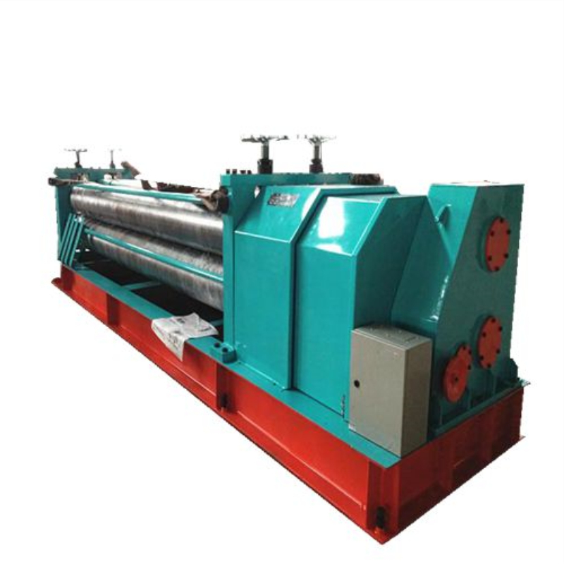 0.1mm to 0.32mm Thickness Range Barrel Type Roll Forming Machine