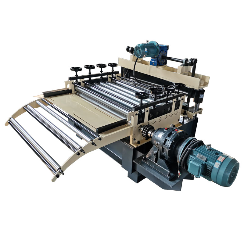 1 mm thickness cut to length machine