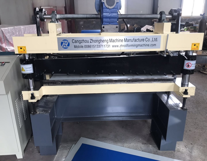 1mm thickness cut to length machine