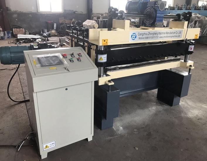high speed cut to length cutting machine