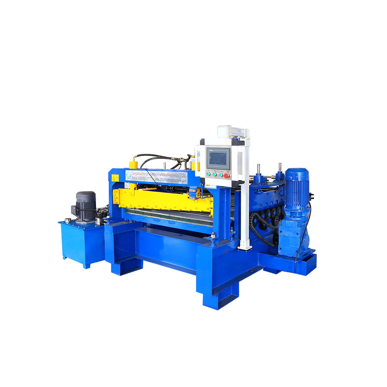 Metal Sheet Coil Cut to Length Machine6 Metal Sheet Coil Cut to Length Machine