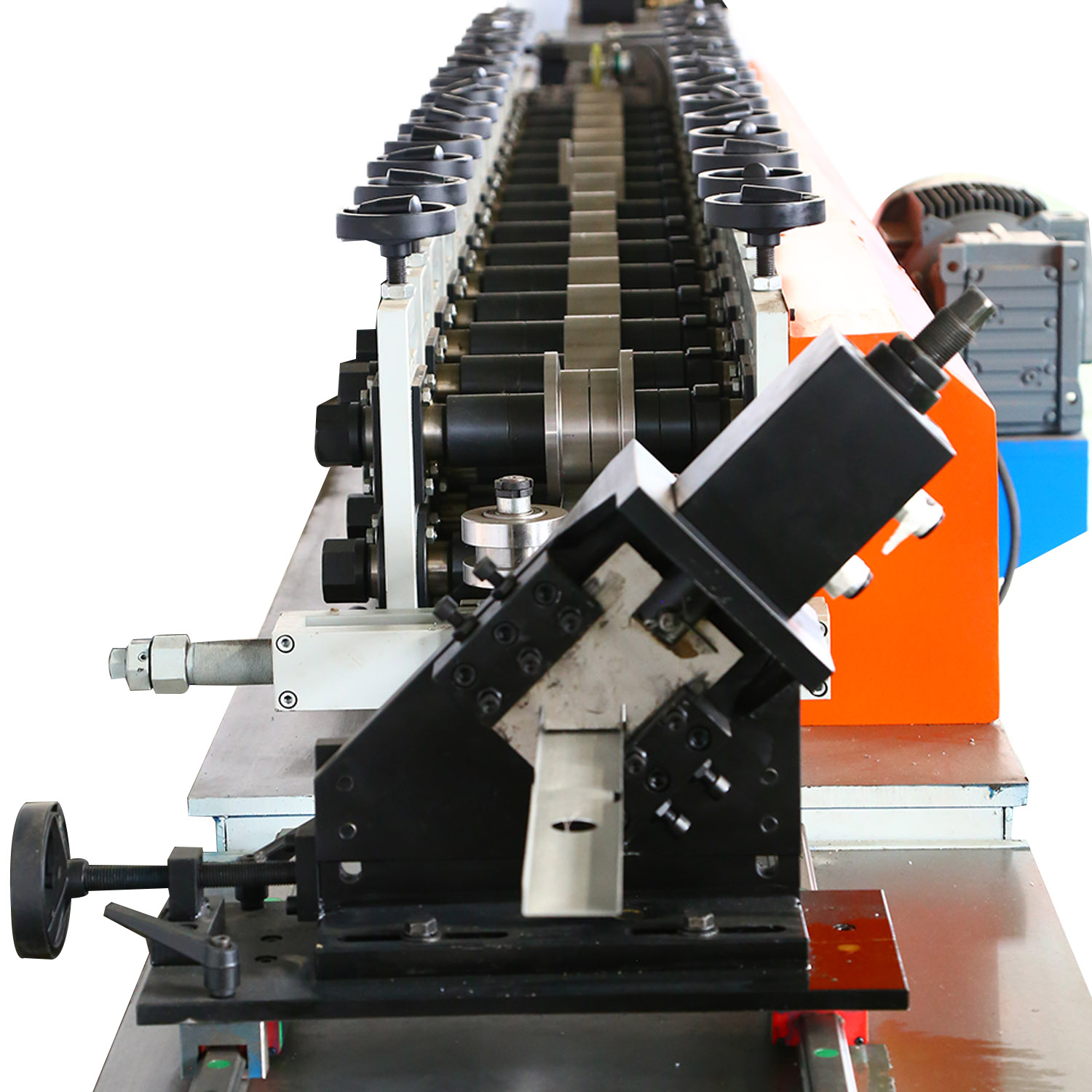 2021 New Stud And Track Roll Forming Machine
