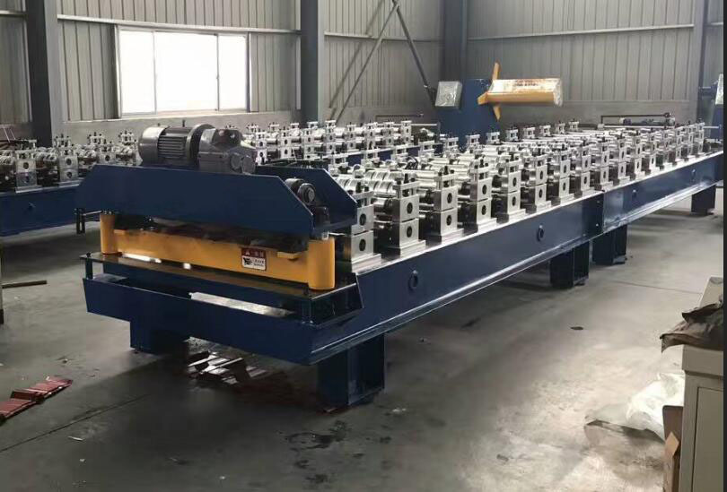 July Promotion Superior Quality Roll Forming Machines in China