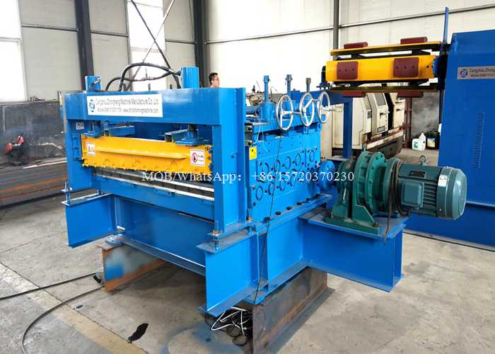 Leveling Cut to Length Line,Slitting Line
