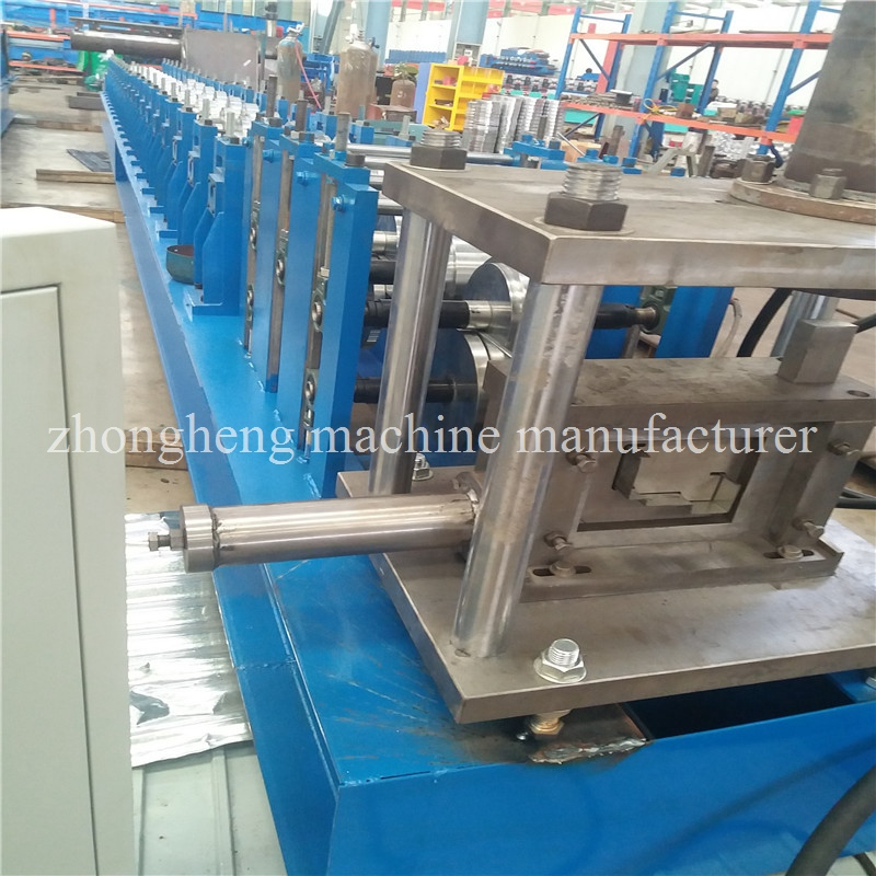 2mm Steel Door Frame Roll Forming Machine