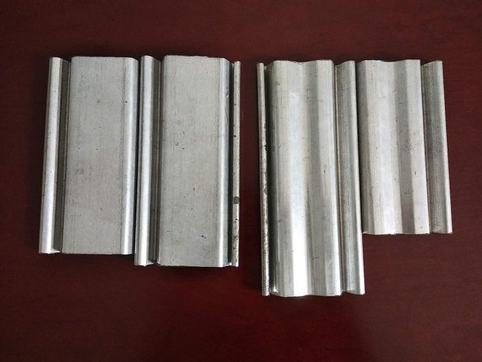 High Precision Aluminum roller shutter door machine