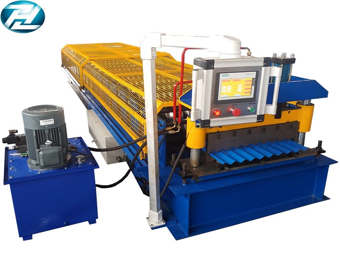 Corrugated Sheet Roll Forming Machine | Roll Forming Line