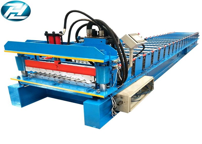New order for Corrugated sheet forming machine