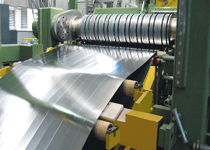 We offer customized slitting lines for every kind of metal strip