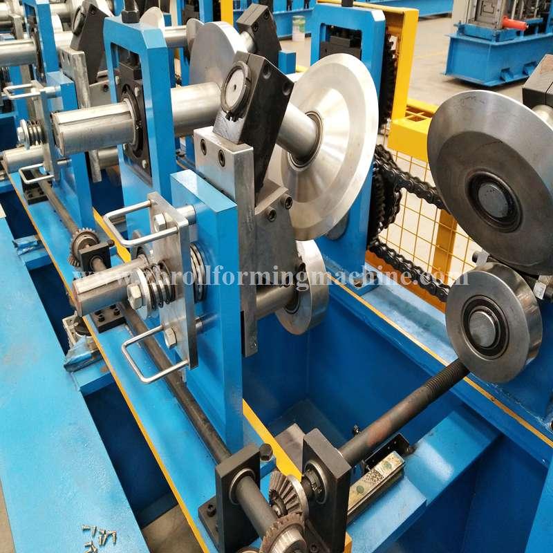 CZ Purlin Roll Forming Machine | runs stably, high precision