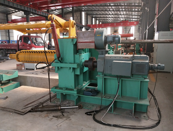 Stainless Steel Cut to length machine