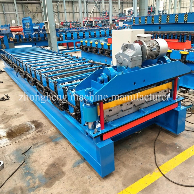 Roof Forming Machine | Roofing Sheet Making Machine