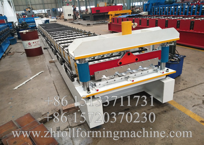 NEW TECHNOLOGY COLD ROLL FORMING MACHINE