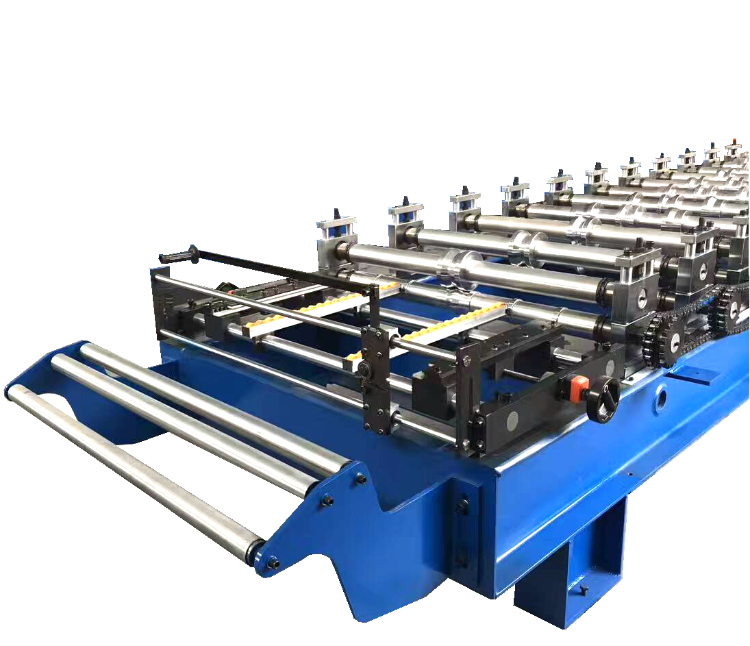 South America PV4 Metal roof sheet forming machine