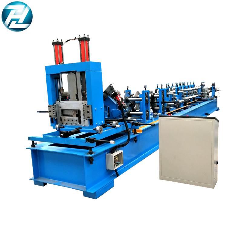 CZ Purlin Machine | CZ Purlin Roll Forming Machine