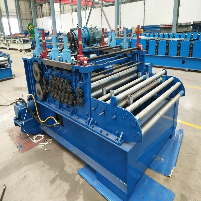 Cut-to-Length Line - Coil Press Equipment