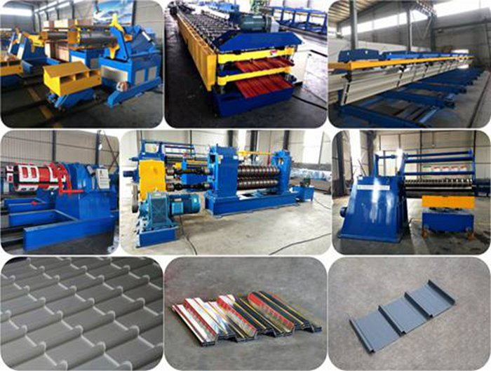 roll forming machine supplier Metal Roof