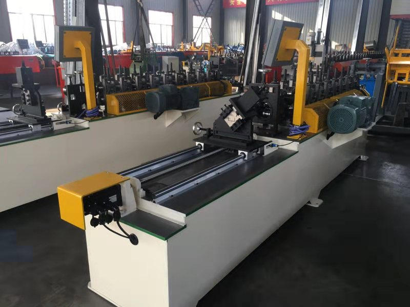 Cold Roll Forming Machine | Professional Design‎