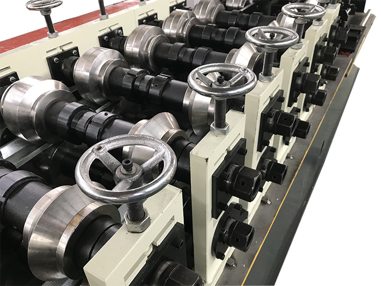 Automatic LG Stud And Track Roll Forming Machine For 0.7mm thickness