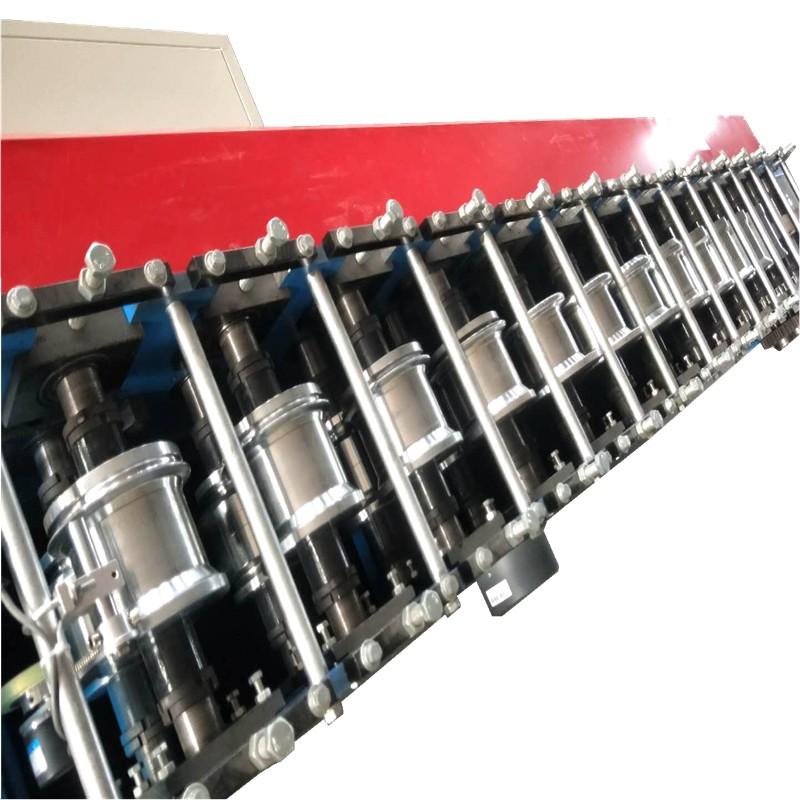 Iron Steel Rolling Shutter Door Slats Roll Forming Machine Prices