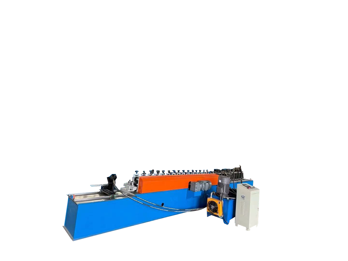 The physical factory sells high-quality C U molding machines, supports one-piece sales, and supports offline inspections
