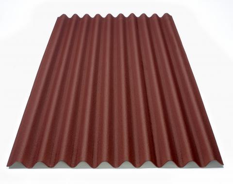 Africa Market Barrel Corrugated Sheet Forming Machine