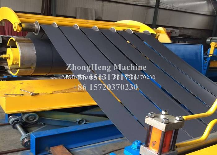 Economical Reliable Slitting Machine with Rewinder