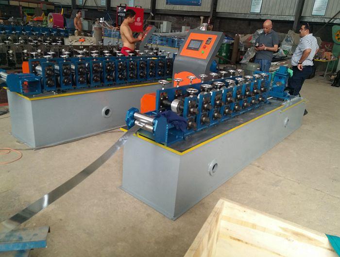 Metal Drywall Roof Ceiling Batten Roll Forming Machine
