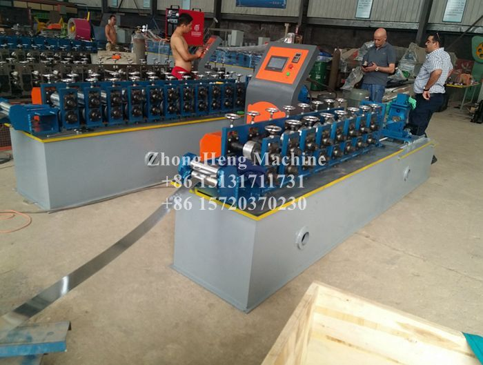 Metal Drywall Roof Ceiling Batten Roll Forming Machine