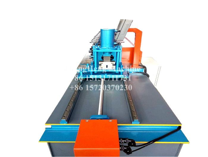 Custom Metal Section Cold Roll Forming Machine for Window