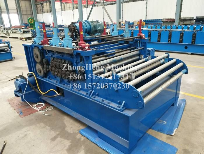 1.5mm Steel Plate Cut To Length Line with Electric Cut